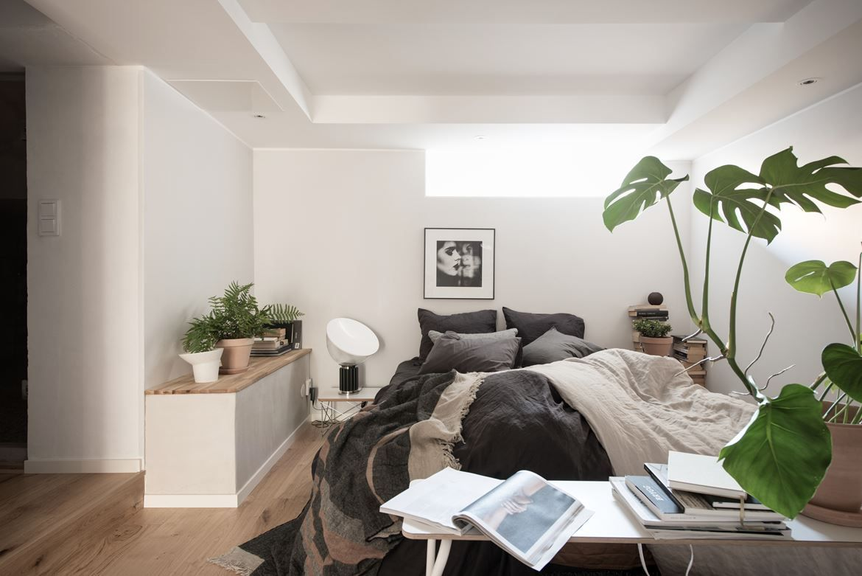 Gravity Home: Small Scandinavian Apartment | interior | Pinterest ...