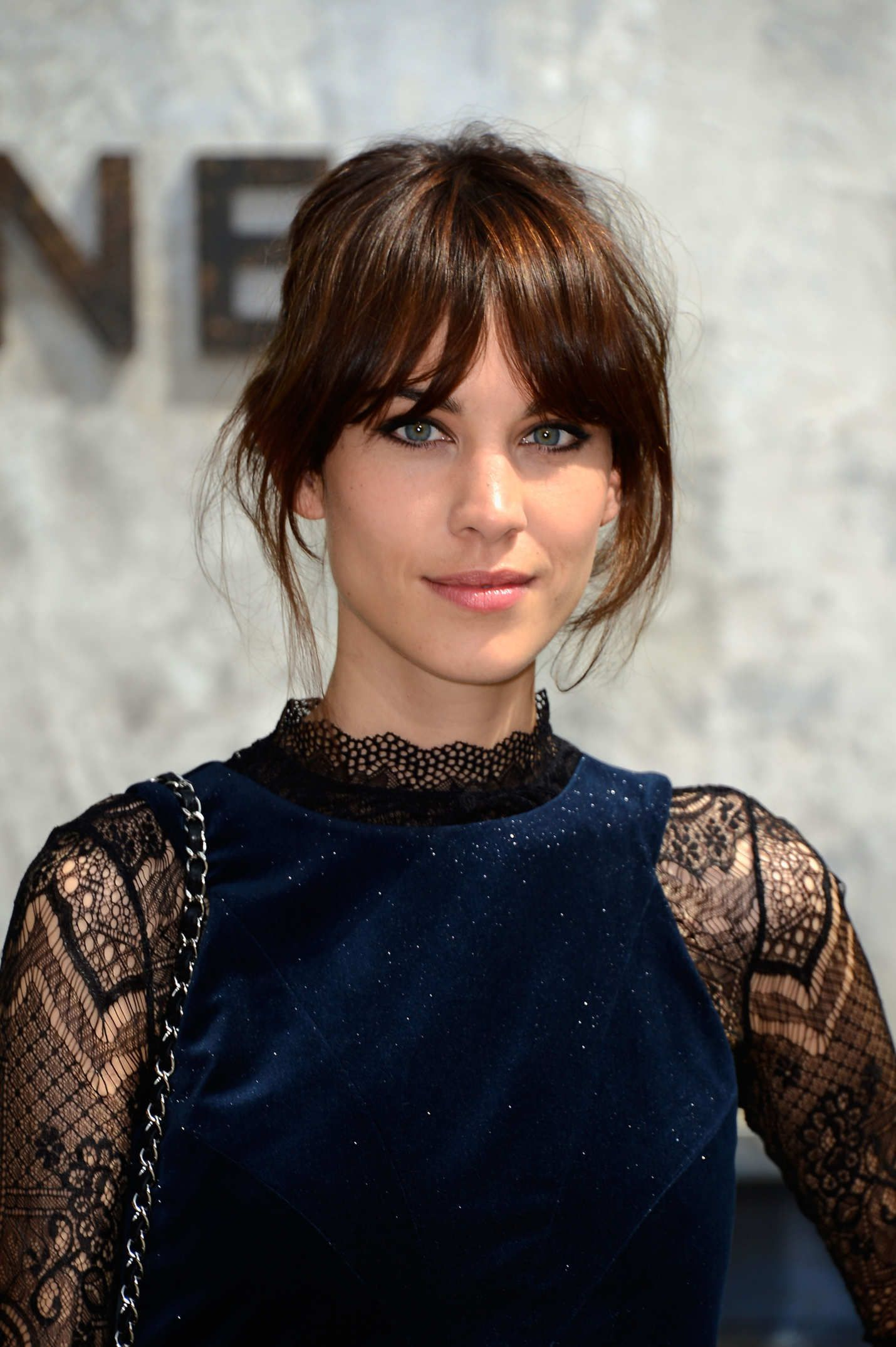 The 50 Most Memorable Bangs Ever   Short hair with bangs, Hair ...