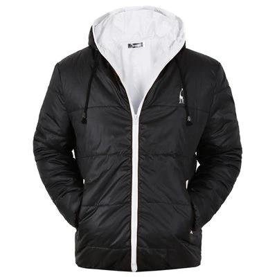 GustOmerD New Waterproof Winter Coat Parka Men Warm Cotton