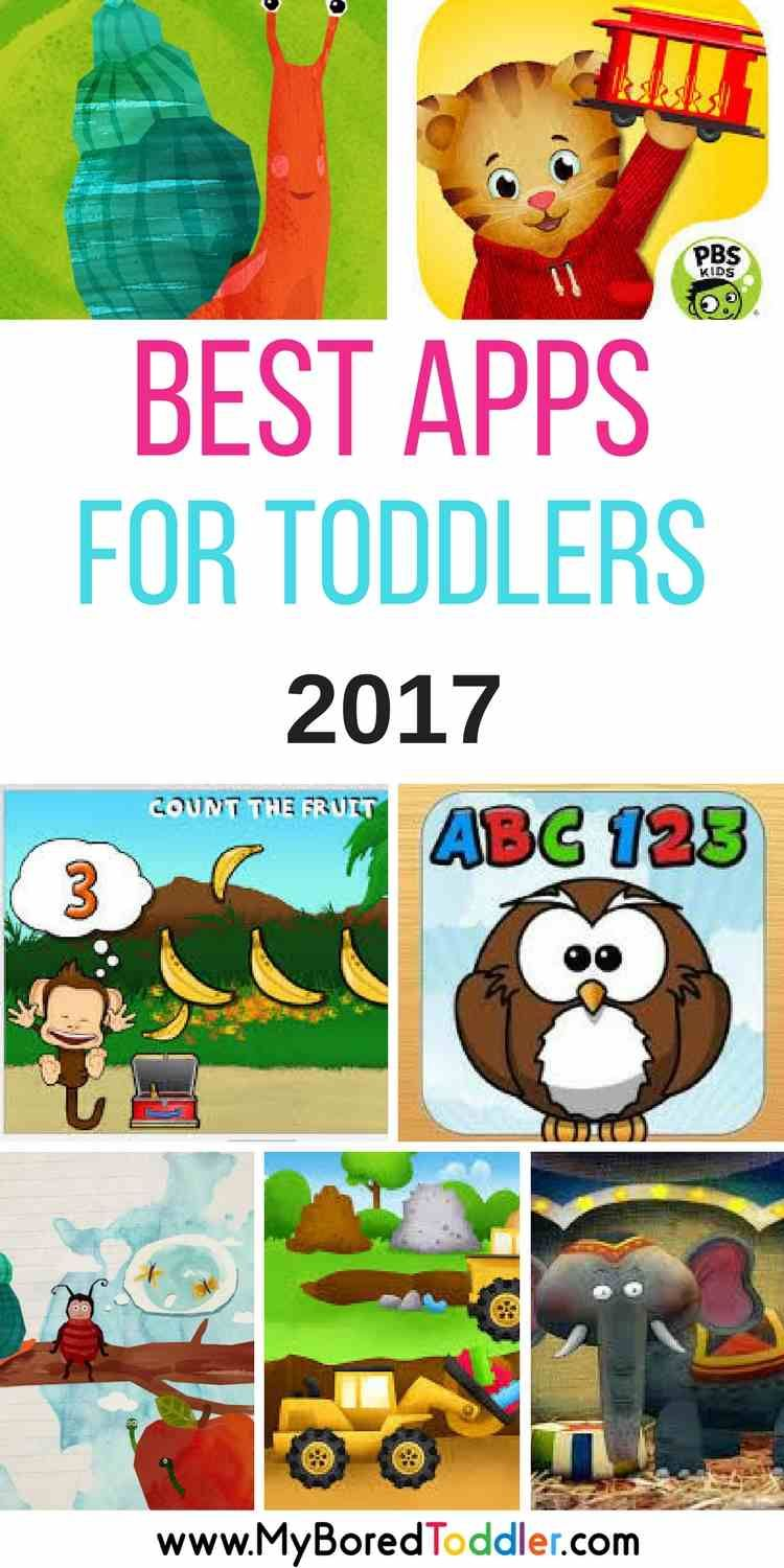 best android games for 3 year olds