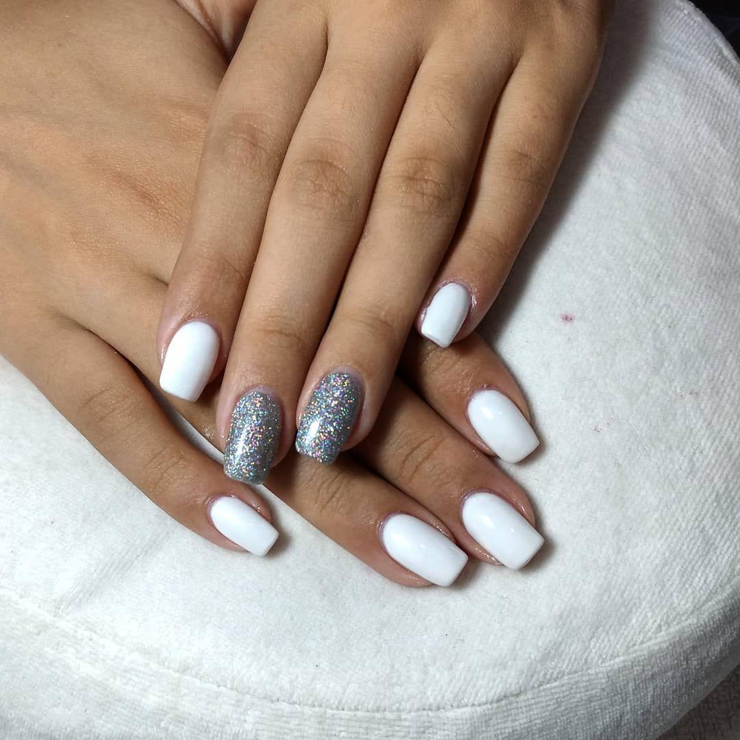 White Half Moon Quotes Nails Nails Acrylic Nails Fall Nails