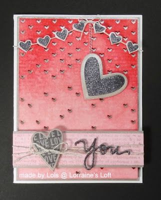Lorraine S Loft Simon Says Stamp Valentine S Day Blog Hop