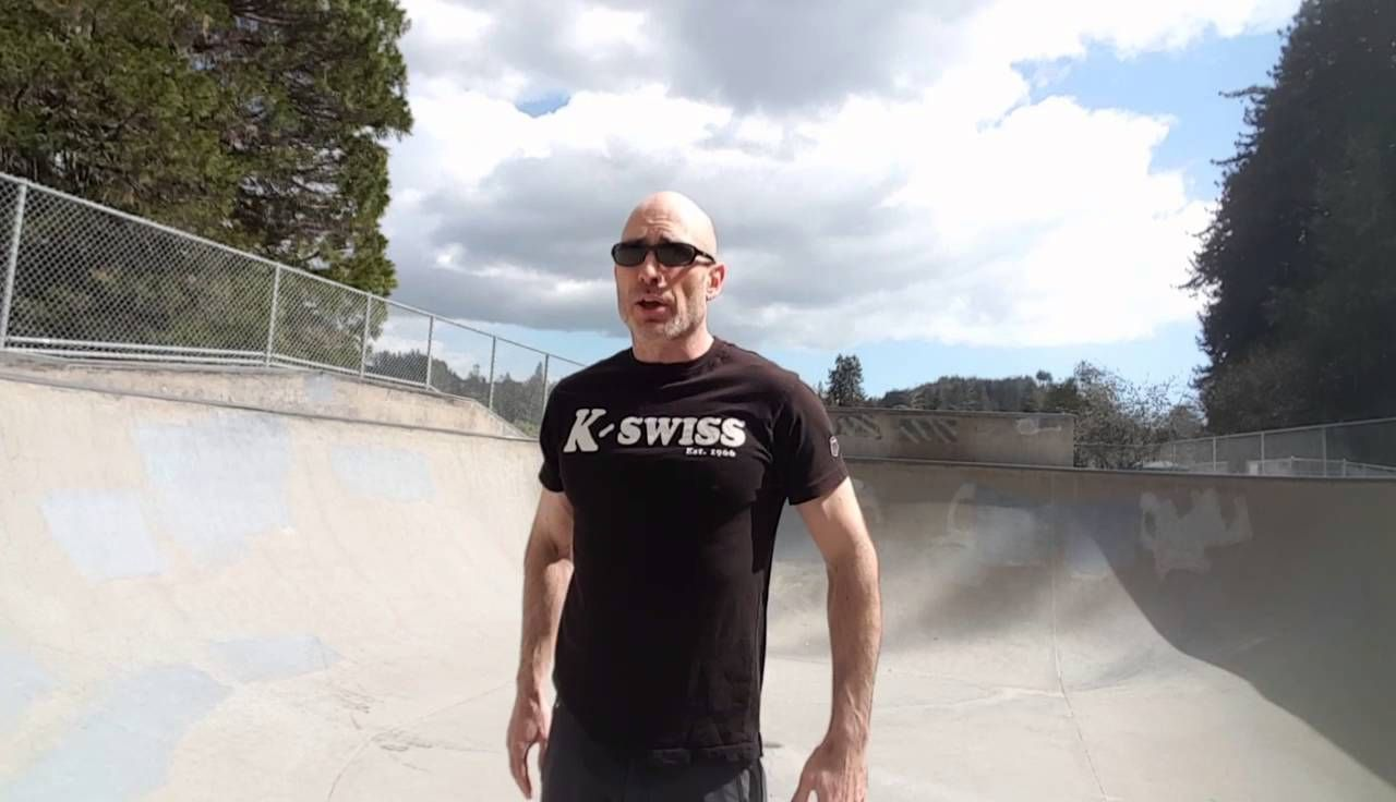 How To Train For Warped Wall At Skate Park