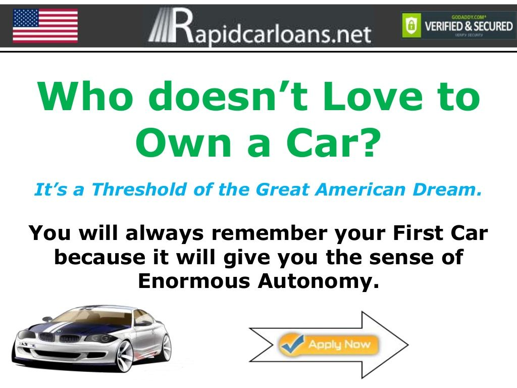 1sttime no down payment auto loans bad credit best