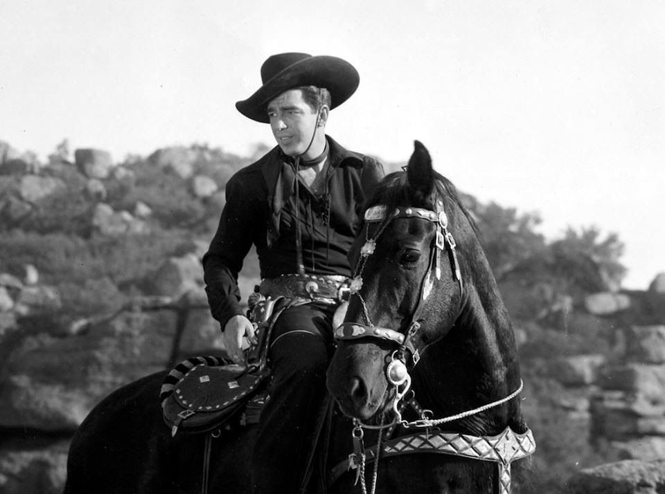 Lash Larue And Diamond His Horse Cowboys Western Stuff