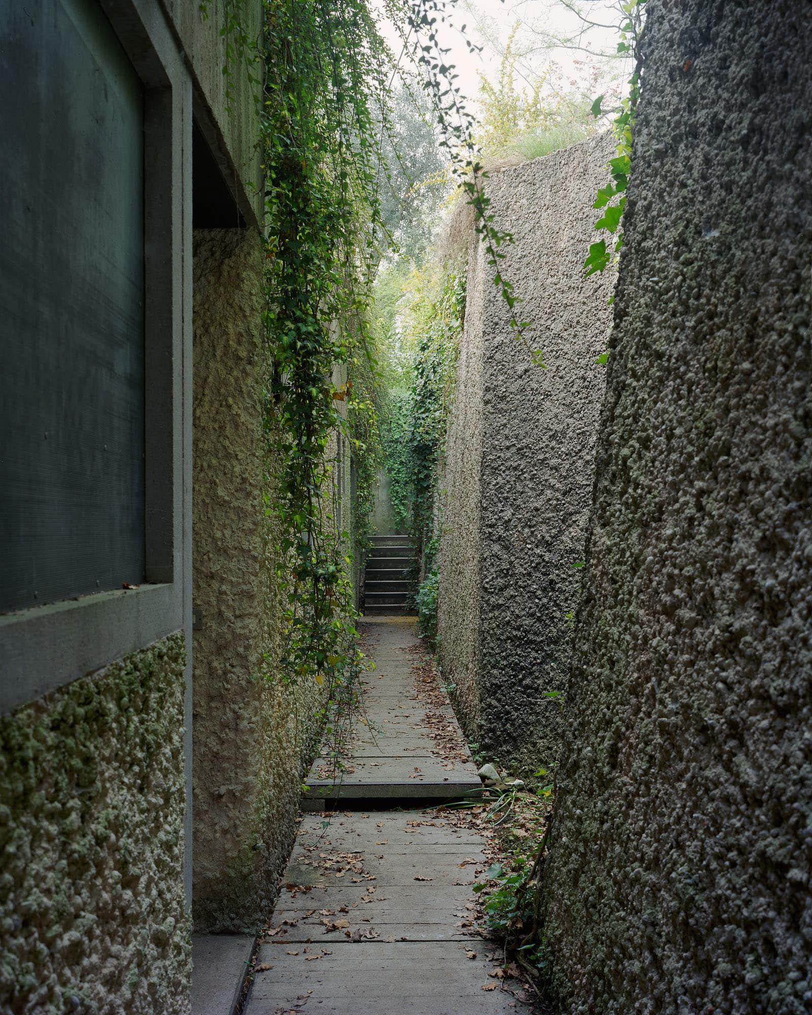 Modern Italian Garden Design: Villa Ottolenghi – L'ultima