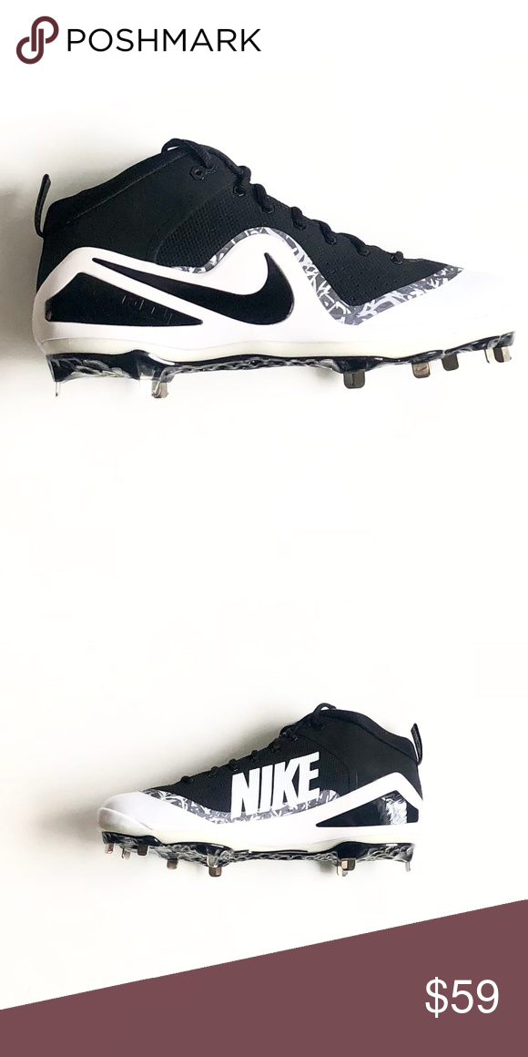 8d2e23f4b Nike Force Zoom Trout 4 Nike Force Zoom Trout 4 Baseball Cleats Nike MLB  Shoes Athletic Shoes