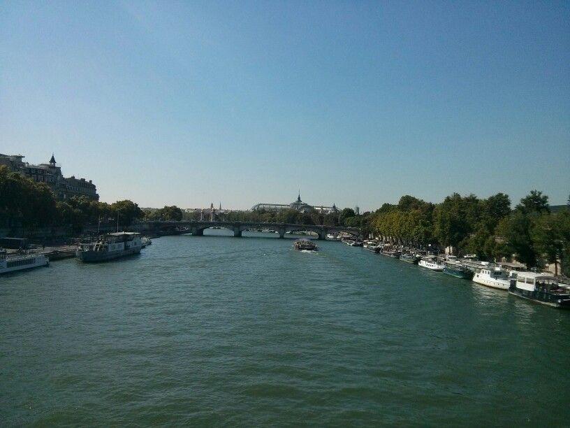 Seine - juillet 2013