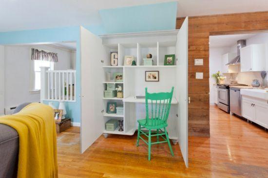 Kleines Heimbüro einrichten - wie können Sie eine kompakte