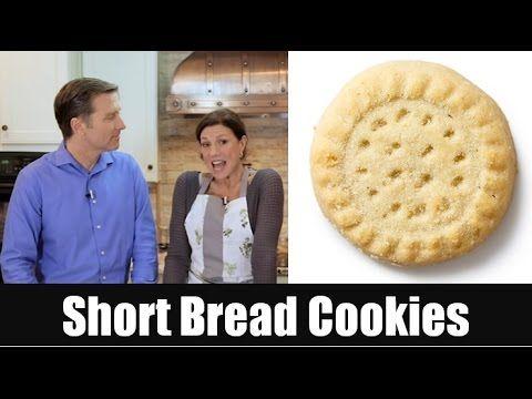Keto Short Bread Cookies Recipe