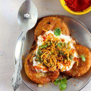 Aloo Tikki Chaat | Aloo Tikki Chaat Recipe – Fun Food Frolic
