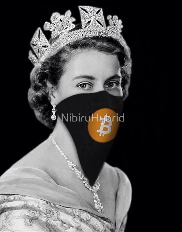 Queen Bitcoin Bandit Geek by NibiruHybrid
