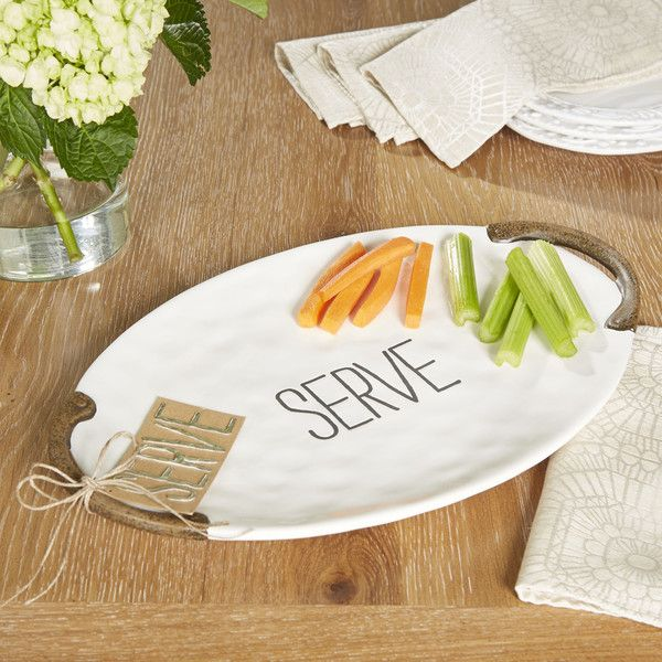 Sullivan Cafe Serve Platter