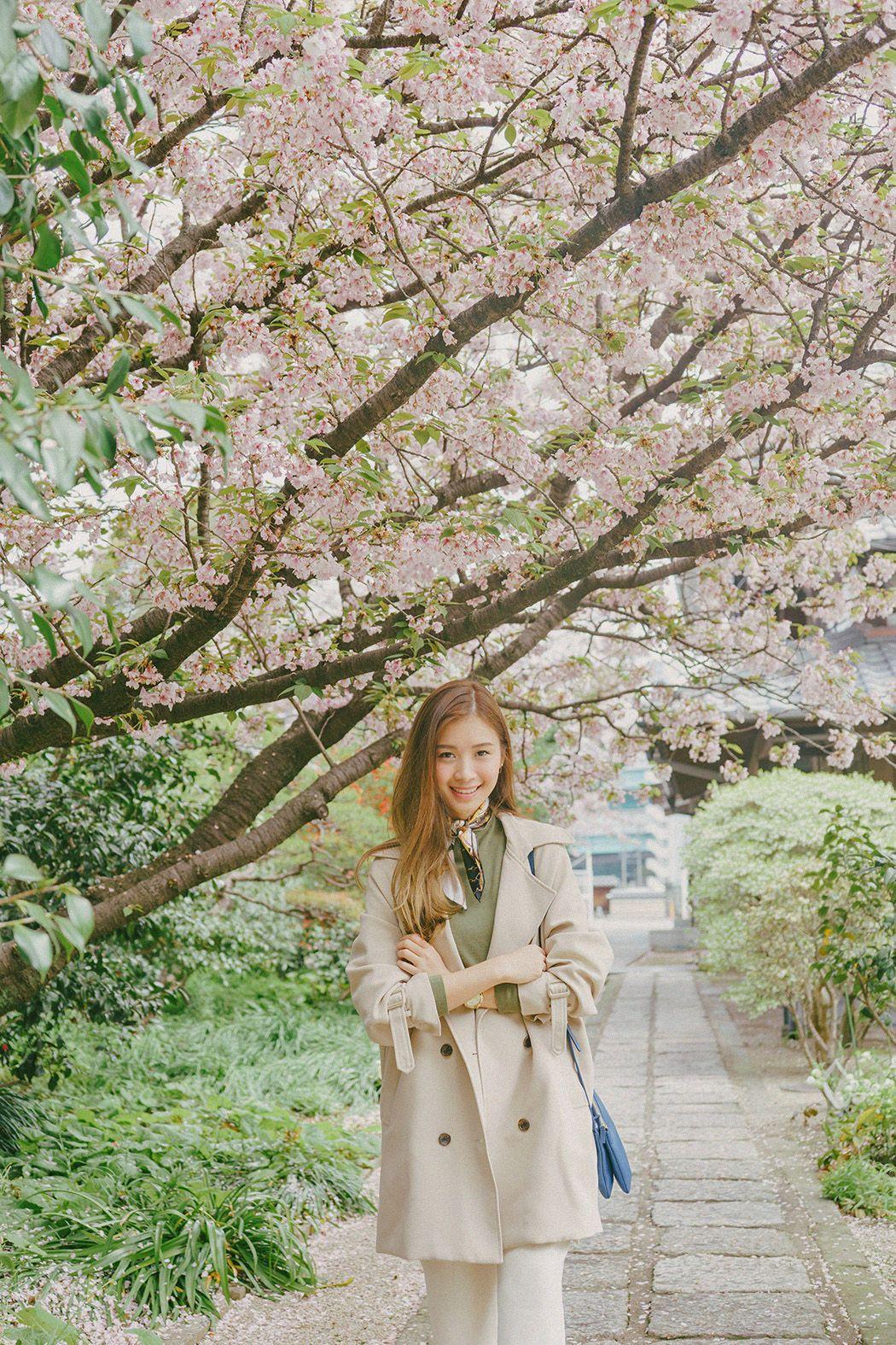 Fukuoka Joten Ji Shofuku Ji Tricia Will Go Places Spring Outfits Japan Korean Fashion Trends Korean Fashion