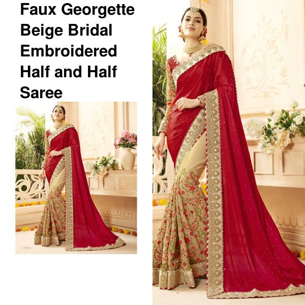 3fb2007fe8 Buy Designer Sarees, Party Wear Sarees Online in India. Shop the latest  collection of Cotton Bridal Saree | designer sarees | designer sarees  wedding ...