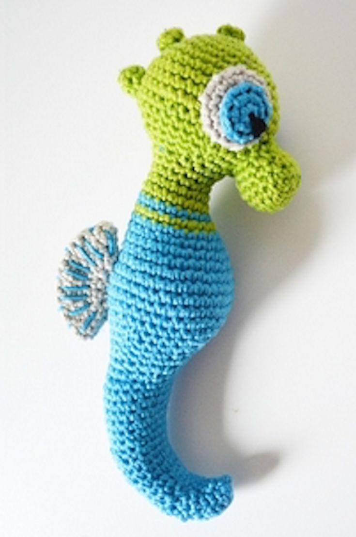 Little seahorse crochet pattern crochet free patterns little seahorse crochet pattern bankloansurffo Image collections