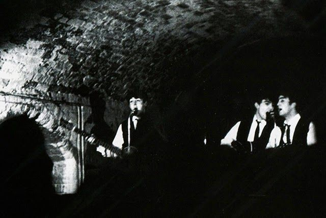 vintage everyday: Rare Photos of The Quarrymen from the Late 1950s
