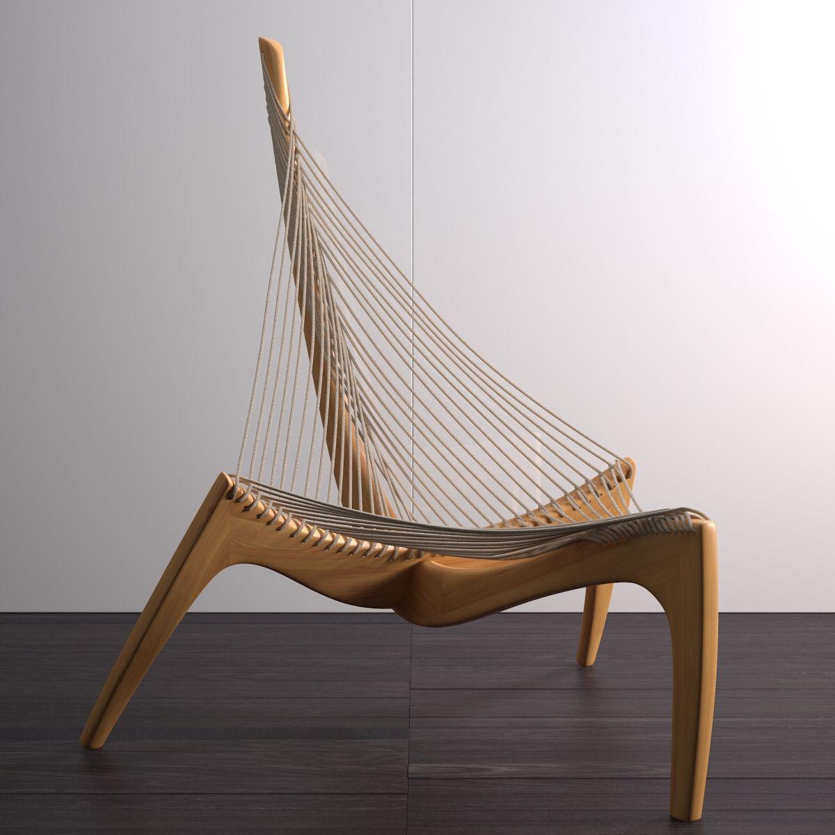 Scandinavian Furniture Design   {E}vermotion   Forum; Chair Design By  Jorgen Hovelskov