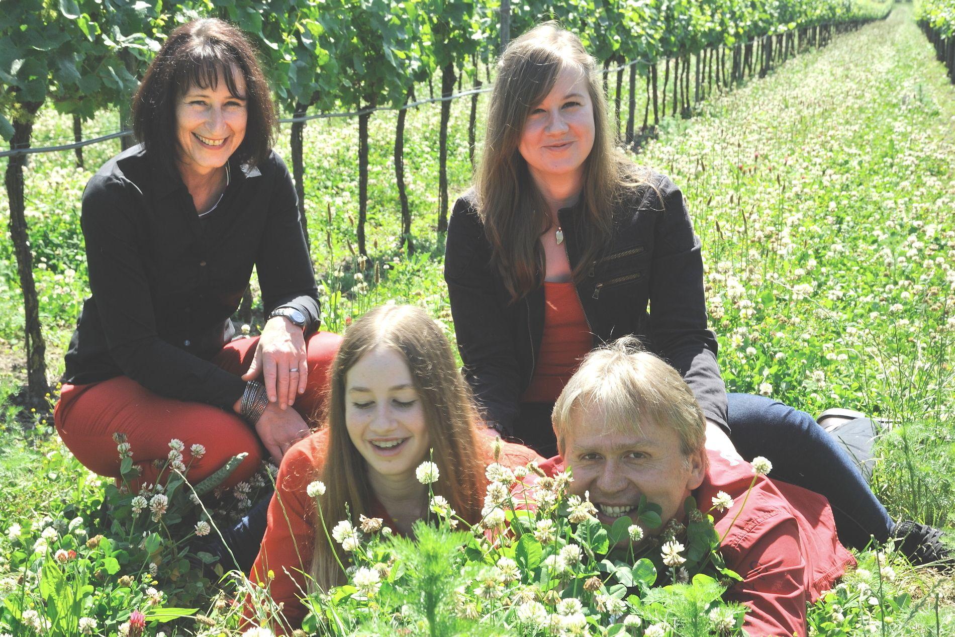 Familie Anita und Richard Goldenits