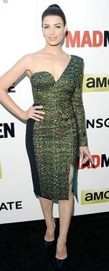 Jessica Pare Celebrity Style Fashion Trends Us Weekly Jessica Parered Carpet Dressesdress