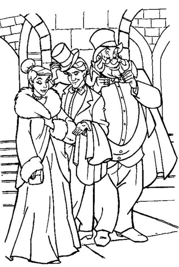 Dibujos para Colorear Anastasia 3 | Coloring pages | Pinterest ...