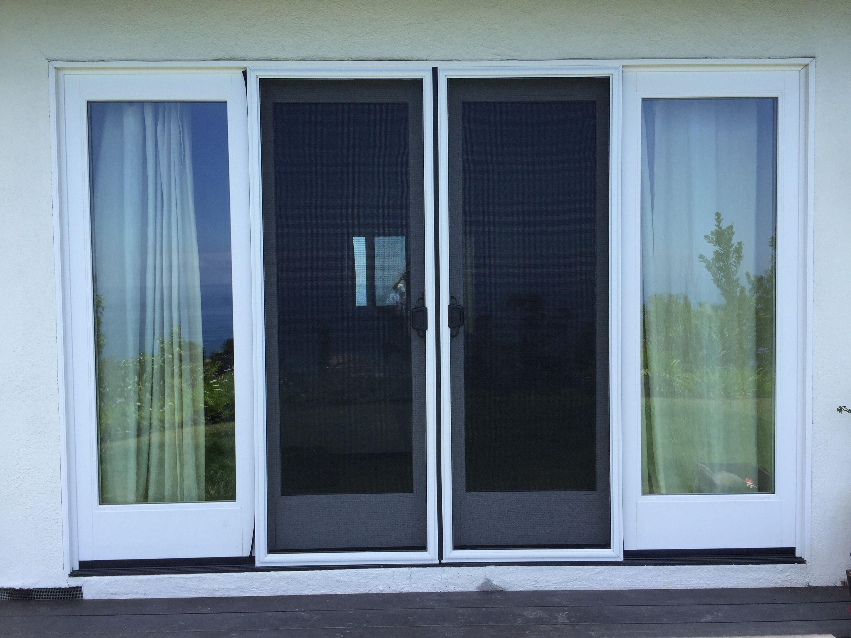Garage door windows that open  Sliding Screen Doors  House projects  Pinterest  Sliding screen