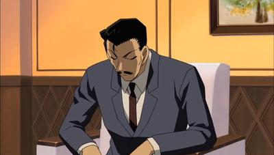 Kogoro Mouri Detective Conan Wiki Detective Conan Wallpapers Detective Conan Conan