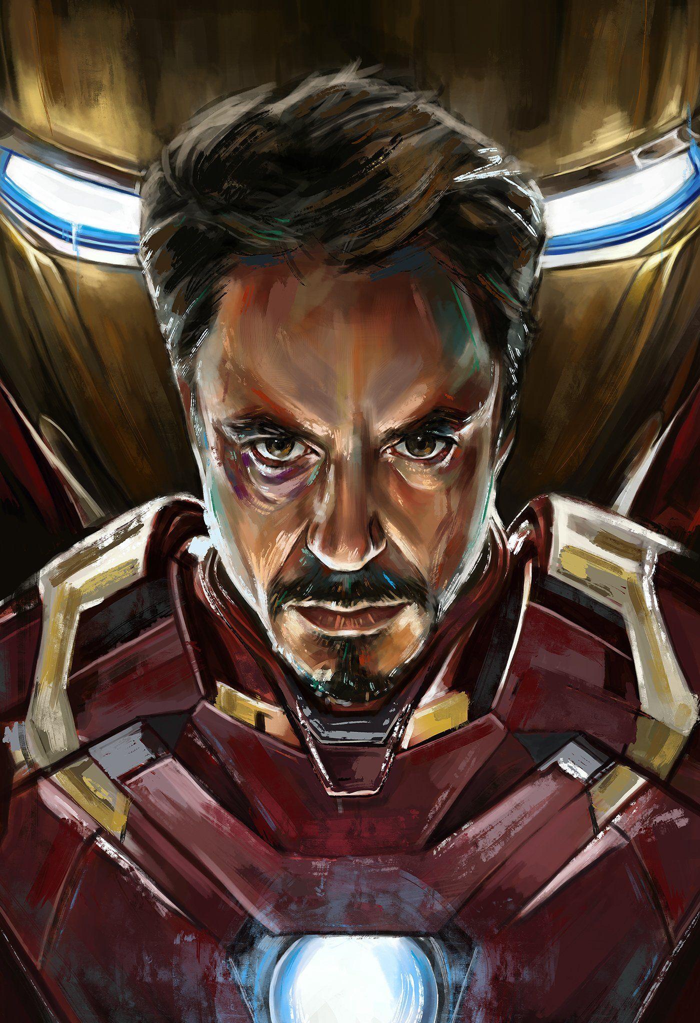 Iron Man Iron Man Art Iron Man Armor Marvel Heroes