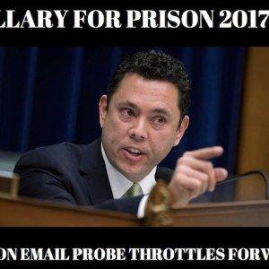 Congress Announces 'Unobstructed' Criminal Probe Into Hillary Clinton (VIDEO)