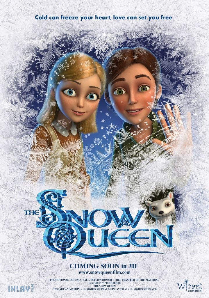The Snow Queen (Russian Animation)