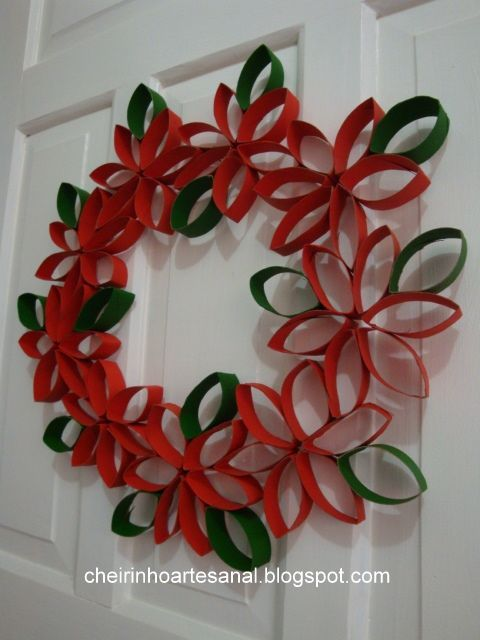 Imagen relacionada navidad pinterest adornos - Adornos navidenos papel ...