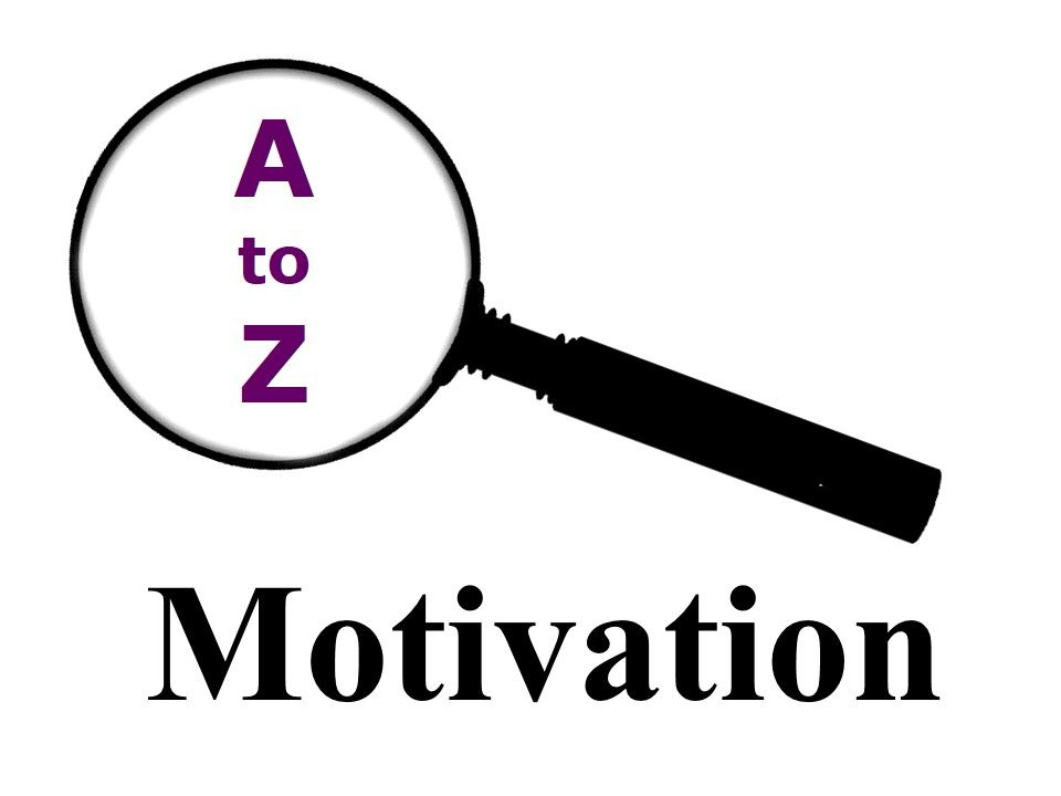 Teaching the A to Z of being #Motivated in Life  #Motivate you with