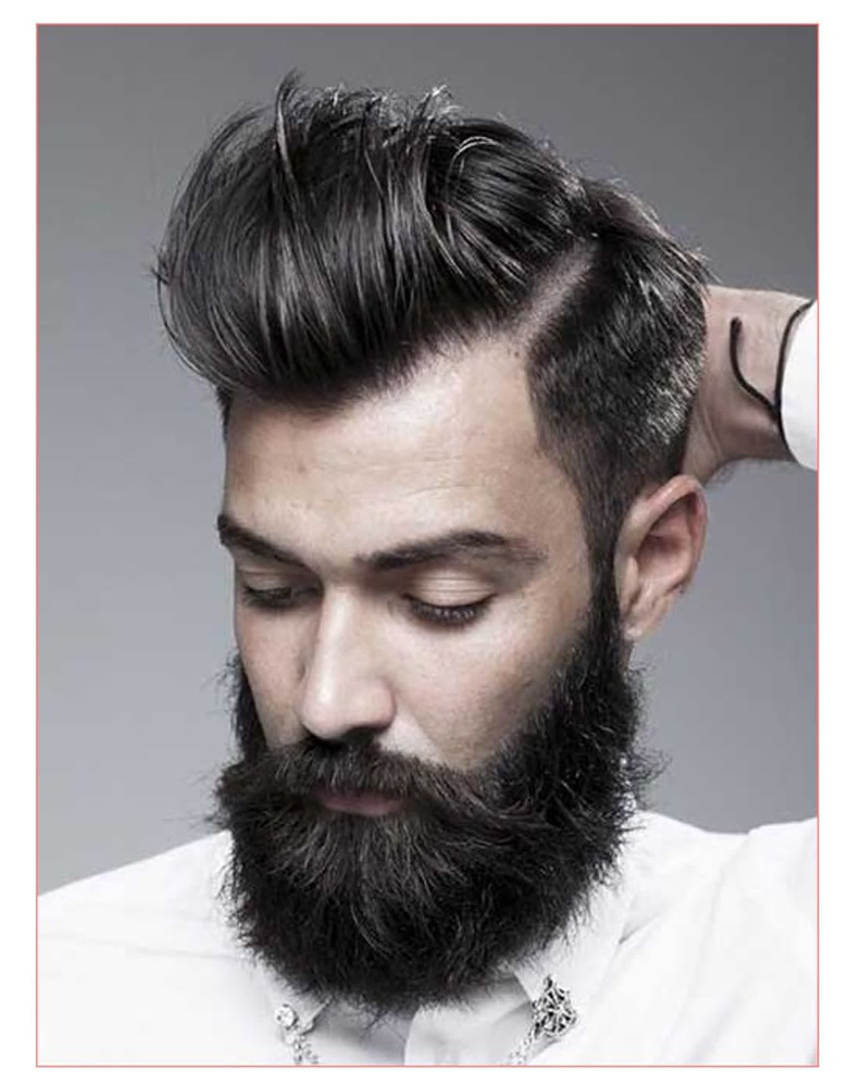 Completely New Best Hairstyle For Men With Full Face In 2018