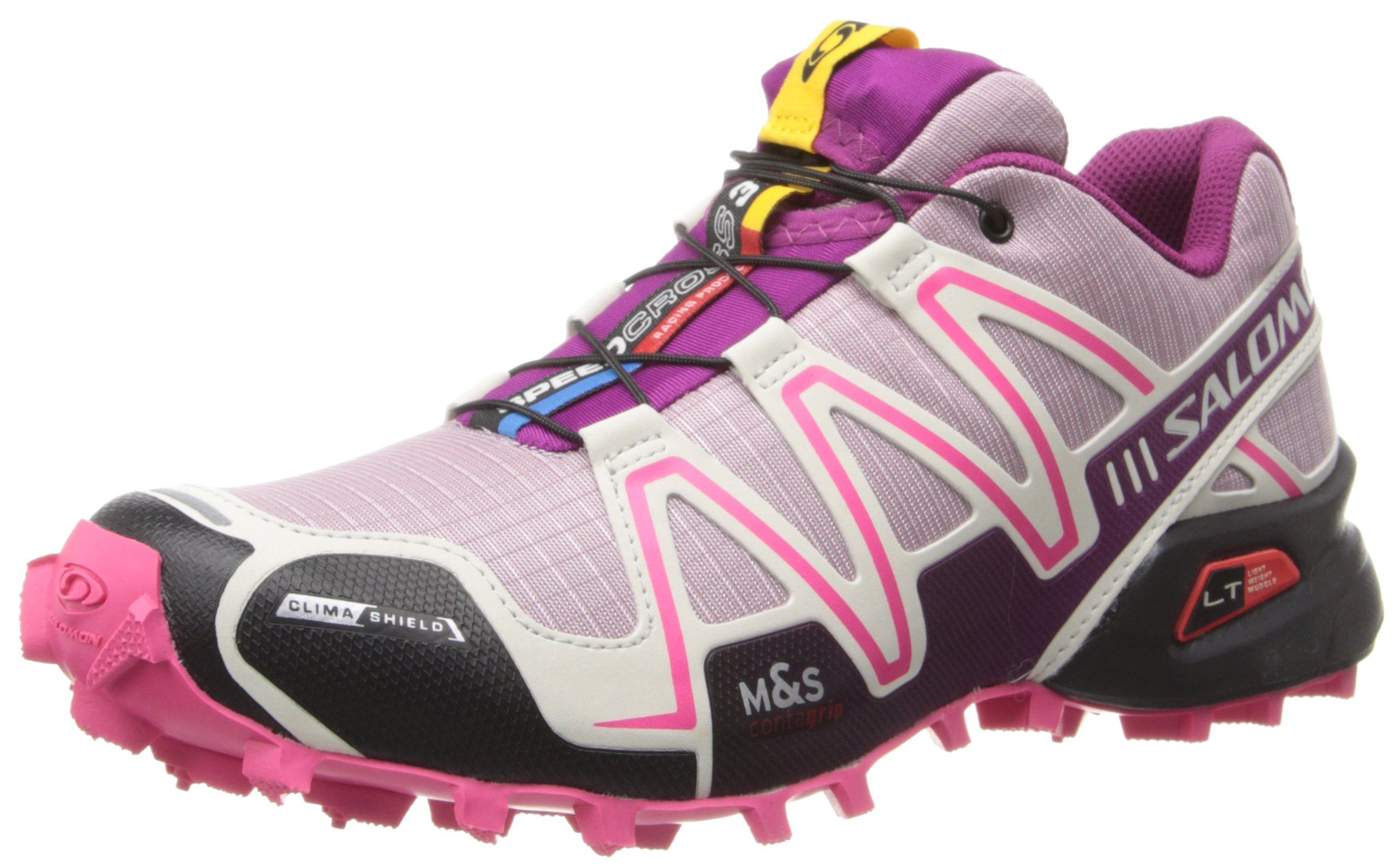 f779ec93624 Amazon.com  Salomon Women s Speedcross 3 CS W Trail Running Shoe  Shoes