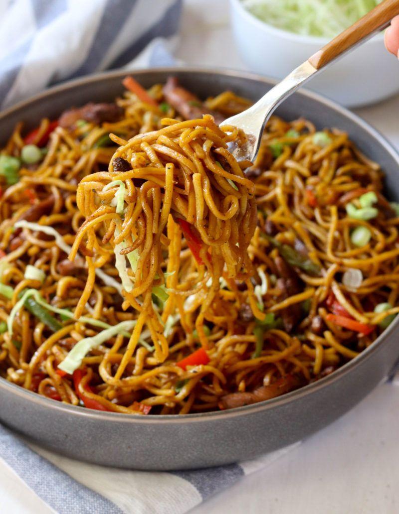 Chicken Chow Mein Recipe Asian Recipes Chicken Chow Mein
