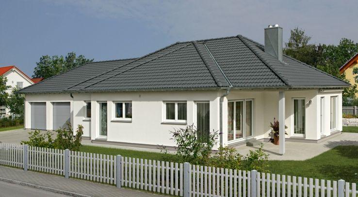 haus eckle von fertighaus weiss 1a vision board pinterest haus bungalow und haus ideen. Black Bedroom Furniture Sets. Home Design Ideas