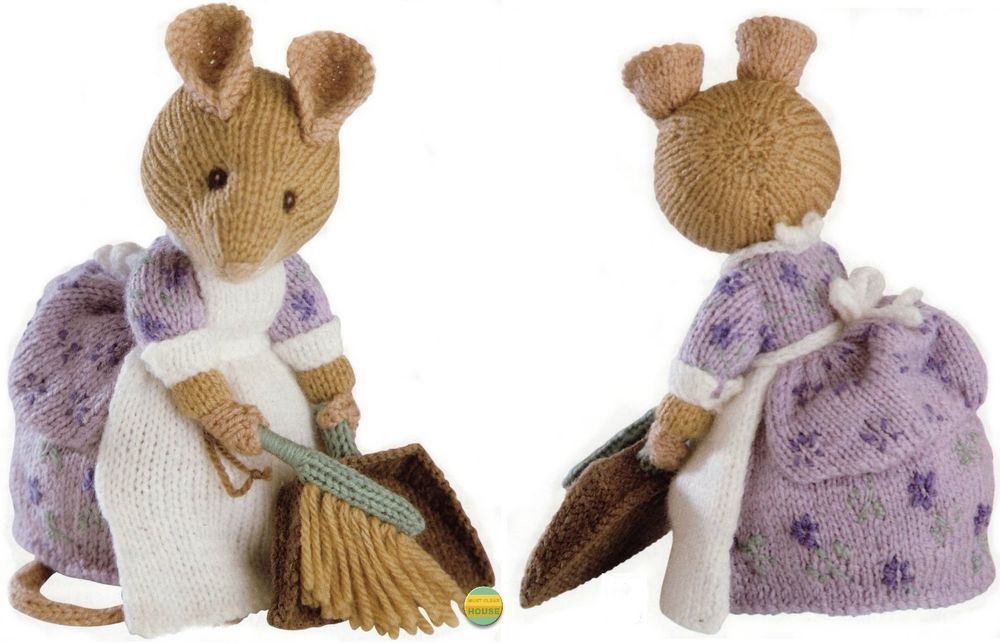 Colorful Beatrix Potter Knitting Patterns Picture Collection Decke