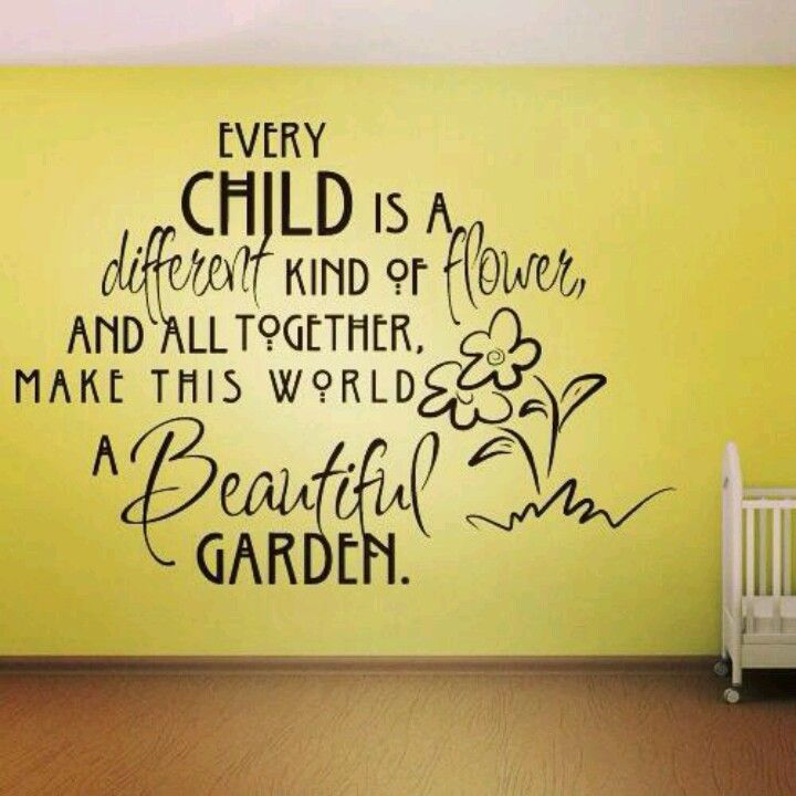 Child Is Beautiful Words Quotes For Kids School Quotes