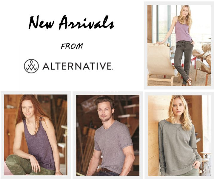New Alternative Jersey T Shirts Sweatshirts and More for Spring from NYFifth