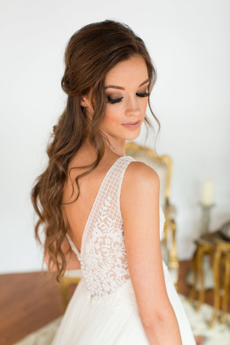 chicago bride hair and makeup | wedding | bridal hair, bride