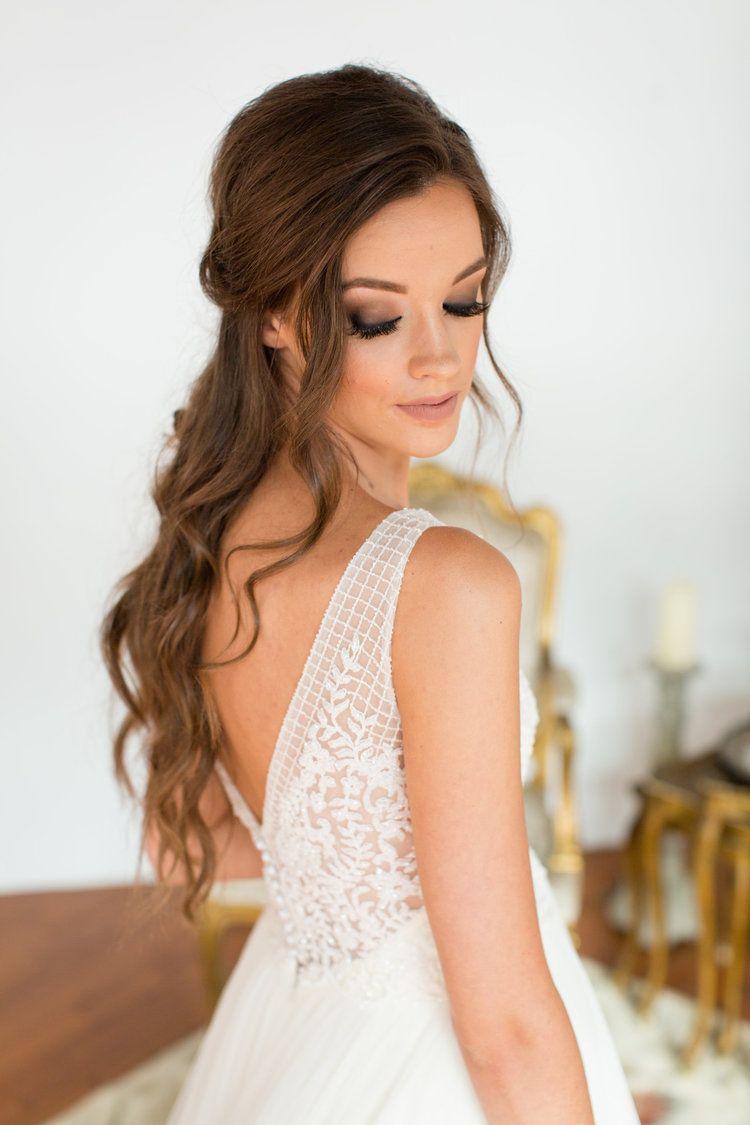 chicago bride hair and makeup | wedding | bridal hair, bride
