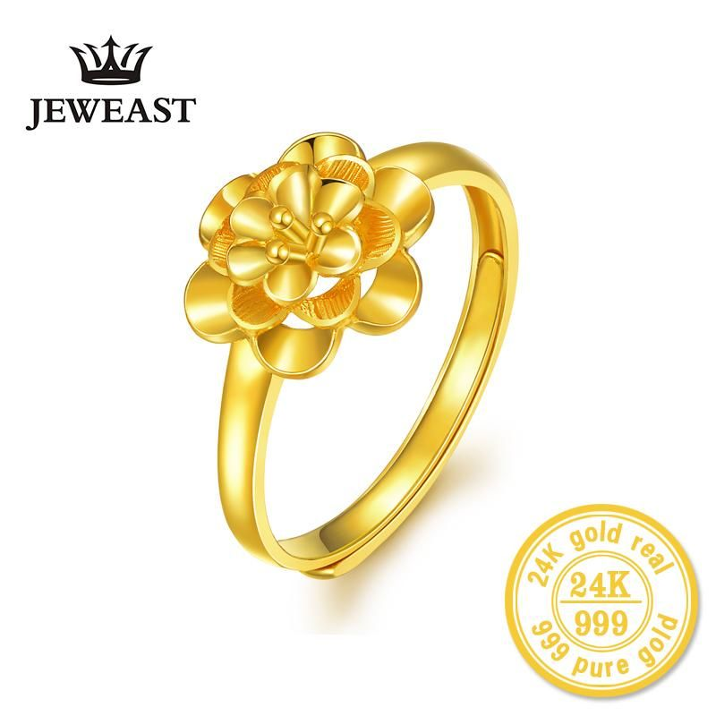24k Gold Wedding Ring Price In 2020 24k Gold Ring Gold Rings Pure Products