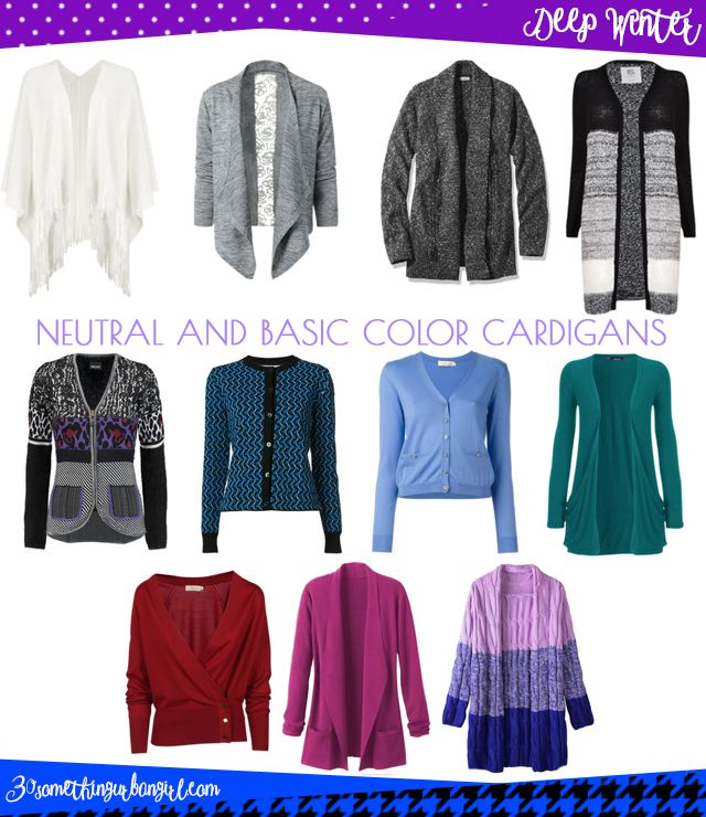 434f50ad141 ... cardigans for Deep Winter women by 30somethingurbangirl.com    Find  your best neutral and basic color cardigans and wear them during this autumn  or any ...