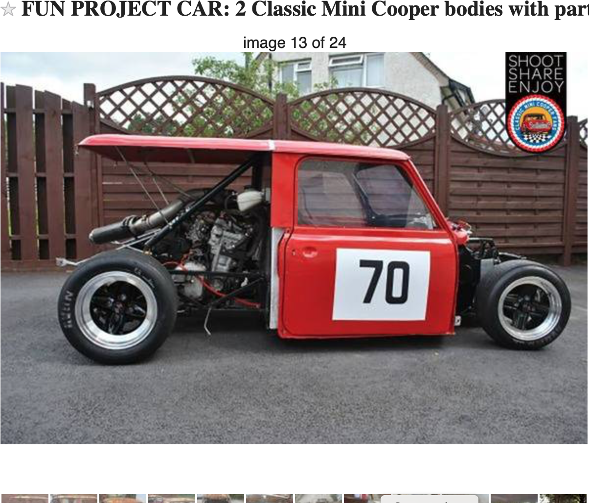 Modified Mini Tuning Pinterest Classic Mini Mini и Classic Cars