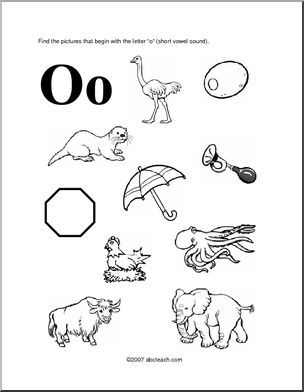 image result for letter o worksheets for preschool preschool crafts letter o worksheets. Black Bedroom Furniture Sets. Home Design Ideas