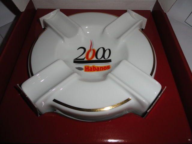 bidasoa ltd edition 2000  Habano Ashtray NIB