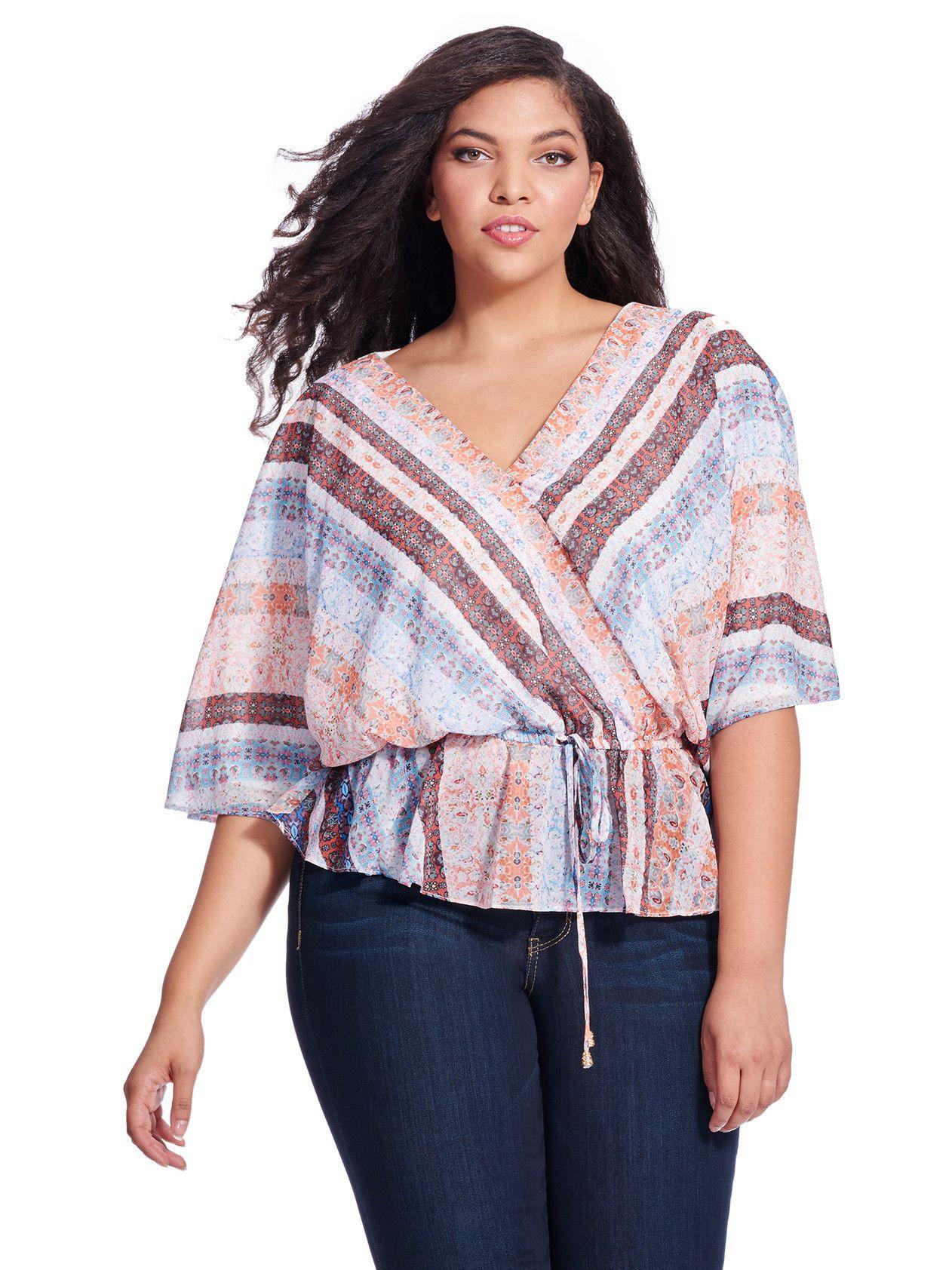 Heavenly Stripe Shirt
