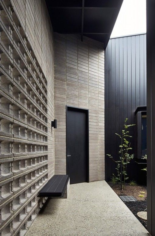 Residential Interior Project Has Modern Yet Vintage Take: Clare Cousins Architects