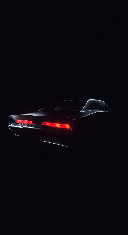 1440x2630 Dodge Charger Rear Lights Dark Wallpaper In 2020 Dodge Charger Dodge Dark Wallpaper