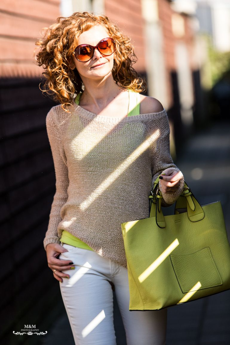 Addicted To Passion: Yellow bag!